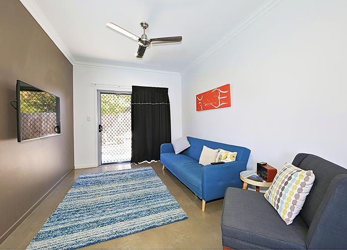 2 bedroom pool view - Bagara - living room 1