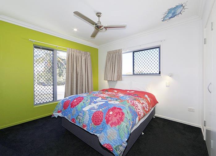 4 bedroom executive - bedroom 1