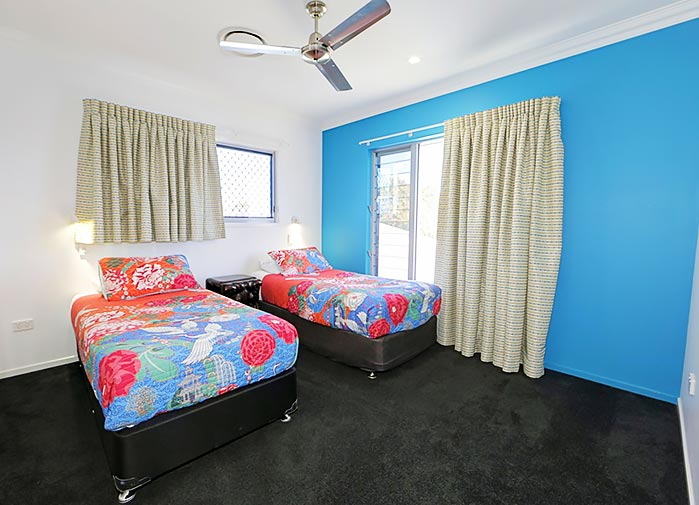 4 bedroom executive - bedroom 3